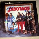 BLACK SABBATH    autographed   SIGNED  # 1   RECORD     album     * Proof