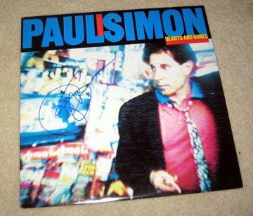 PAUL SIMON   autographed   SIGNED  # 1   RECORD     album     * Proof
