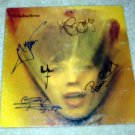 ROLLING STONES  autographed   SIGNED  # 1   RECORD     album     * Proof