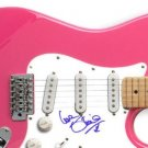 OLIVIA NEWTON JOHN  Grease    autographed SIGNED new  GUITAR