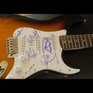 AEROSMITH  autographed SIGNED new GUITAR