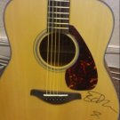 ED SHEERAN   signed AUTOGRAPHED full size GUITAR