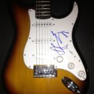 DEPECHE MODE  autographed  SIGNED  new  GUITAR