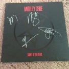MOTLEY CRUE  signed AUTOGRAPHED  #1  Record vinyl