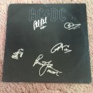 AC/DC  signed AUTOGRAPHED  #1  Record vinyl