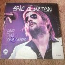ERIC CLAPTON   autographed Signed #1 RECORD vinyl