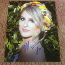 MEGHAN TRAINOR   All about that bass   autographed signed 8x10 photo