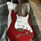 KEITH RICHARDS Rolling Stones AUTOGRAPHED signed GUITAR  *proof