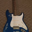 EAGLES autographed SIGNED a full size GUITAR  *w/proof