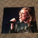 ADELE signed AUTOGRAPHED 8x10 PHOTO