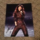 SHANIA TWAIN signed AUTOGRAPHED 8x10 photo