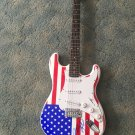 BRUCE SPRINGSTEEN signed AUTOGRAPHED full size USA GUITAR !