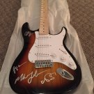 PHISH signed AUTOGRAPHED full size GUITAR