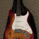 MOTLEY CRUE autographed SIGNED full size GUITAR