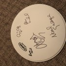 OASIS autographed SIGNED full size DRUMHEAD