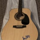 GEORGE STRAIT signed AUTOGRAPHED full size GUITAR