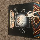 BEE GEES w/ John Travilta AUTOGRAPHED signed SATURDAY NIGHT FEVER record VINYL