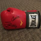 SYLVESTER STALLONE & CARL WEATHERS signed AUTOGRAPHED full size BOXING glove  ROCKY & APOLLO