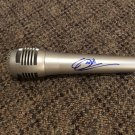 BARRY GIBB bee gees AUTOGRAPHED signed MICROPHONE