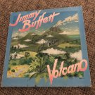 """JIMMY BUFFETT signed AUTOGRAPHED  """"volcano"""" RECORD"""