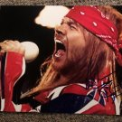AXL ROSE  Guns N' Roses AUTOGRAPHED signed 8x10 photo