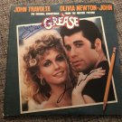 GREASE John Travolta & Olivia Newton John AUTOGRAPHED signed RECORD soundtrack