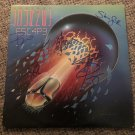 JOURNEY w/ Steve Perry AUTOGRAPHED signed #1 RECORD vinyl
