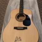 LUKE COMBS autographed SIGNED full size GUITAR