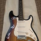 TOM PETTY & The Heartbreakers AUTOGRAPHED signed FULL size GUITAR