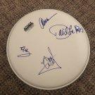 VAN HALEN autographed SIGNED new DRUMHEAD