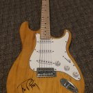 TOM PETTY signed AUTOGRAPHED full size GUITAR