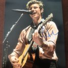 SHAWN MENDES autographed SIGNED 8x10 photo