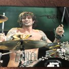 MOTLEY CRUE tommy lee AUTOGRAPHED signed 8x10 PHOTO