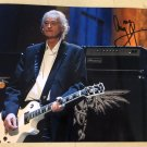 JIMMY PAGE Led Zeppelin AUTOGRAPHED signed 8x10 photo