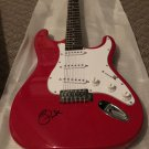 PINK signed AUTOGRAPHED full size GUITAR