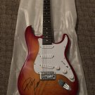 POST MALONE autographed SIGNED full size GUITAR