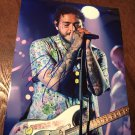 POST MALONE autographed SIGNED rock star 8x10 PHOTO !!!!