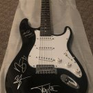 MOTLEY CRUE signed AUTOGRAPHED full size GUITAR