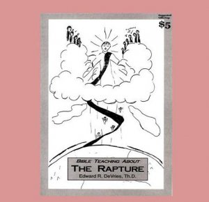 BIBLE TEACHING ABOUT THE RAPTURE - book