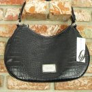 Nine West- Black Hobo style handbag