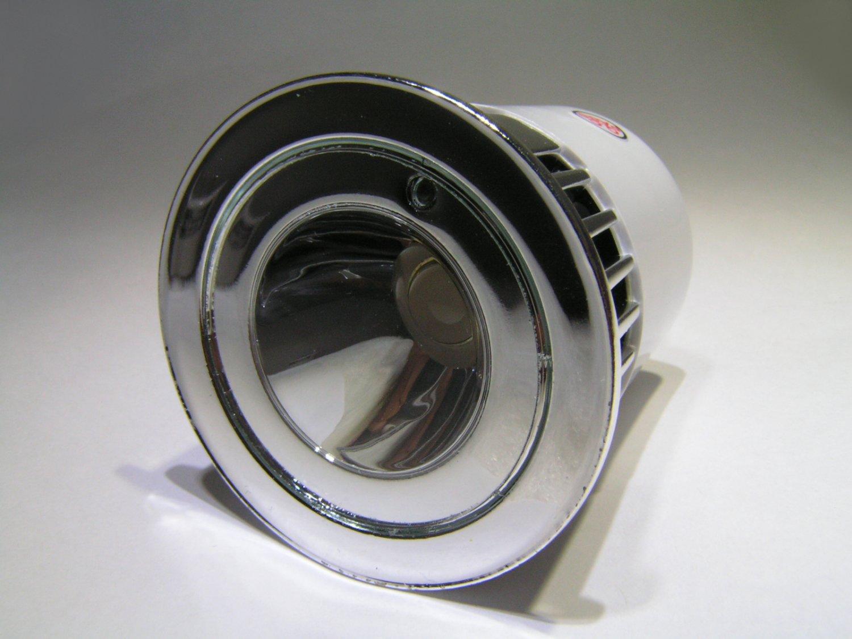 RGB GU10 Mulit-Color Change LED Light Bulb  (No  Remote Control)