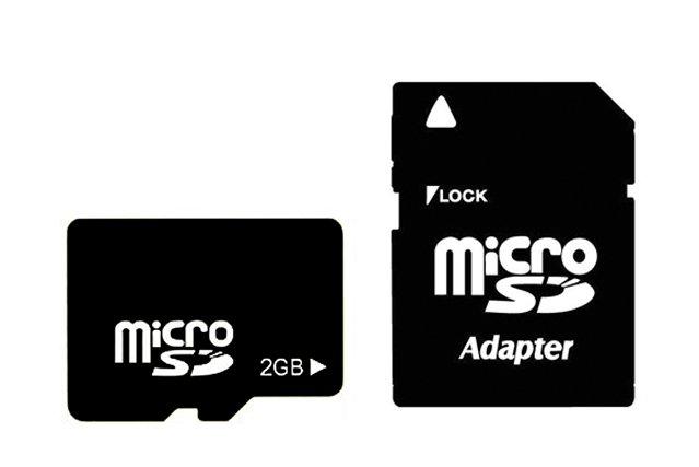 New OEM 2GB MicroSD SDHC TF Flash Card Memory Class 4 OEM -BULK