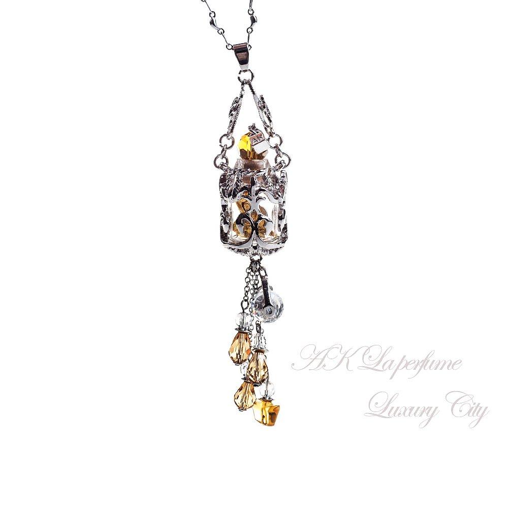 AK Fragrance essential oil bottle jewelry-Luxury City