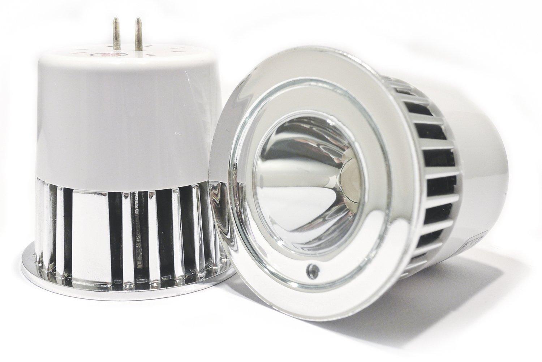 RGB MR16 Mulit-Color Change LED Light Bulb (No Remote Control)