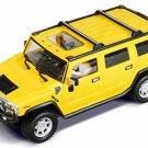 50457 Ninco  Hummer H2 Yellow Slot car
