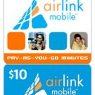 Airlink Mobile Refill $10