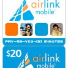 Airlink Mobile Refill $20