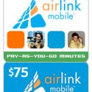 Airlink Mobile Refill $75