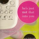 he's just not that into you book by Greg Behrendt and Liz Tuccillo