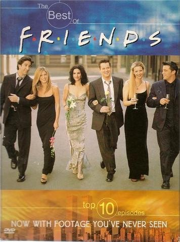 Best of Friends Top 10 Episodes Volumes 1 and 2 DVD Set